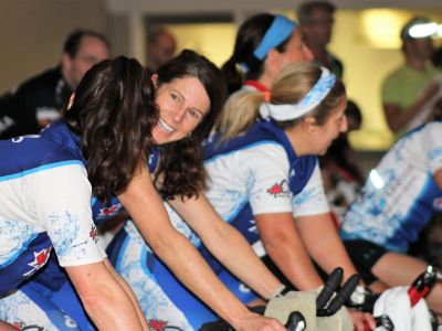 C3's Mega Day Indoor Riding